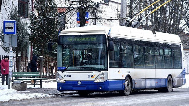 Some Rīga Transport schedules change Monday
