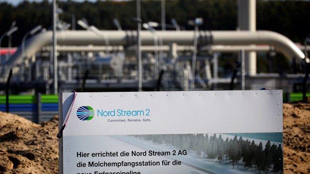 «Gazprom»: «Nord Stream 2» būvniecība ir pilnībā pabeigta