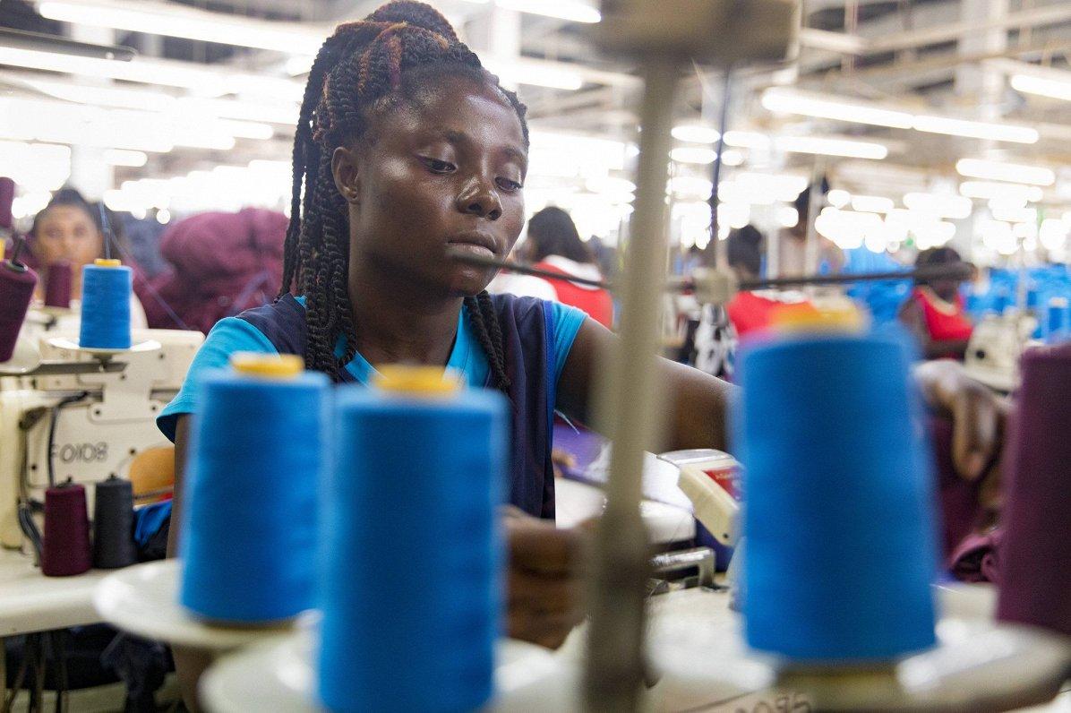 Eiropas Savienība vēlas veidot vienlīdzīgu partneru attiecības ar Āfriku