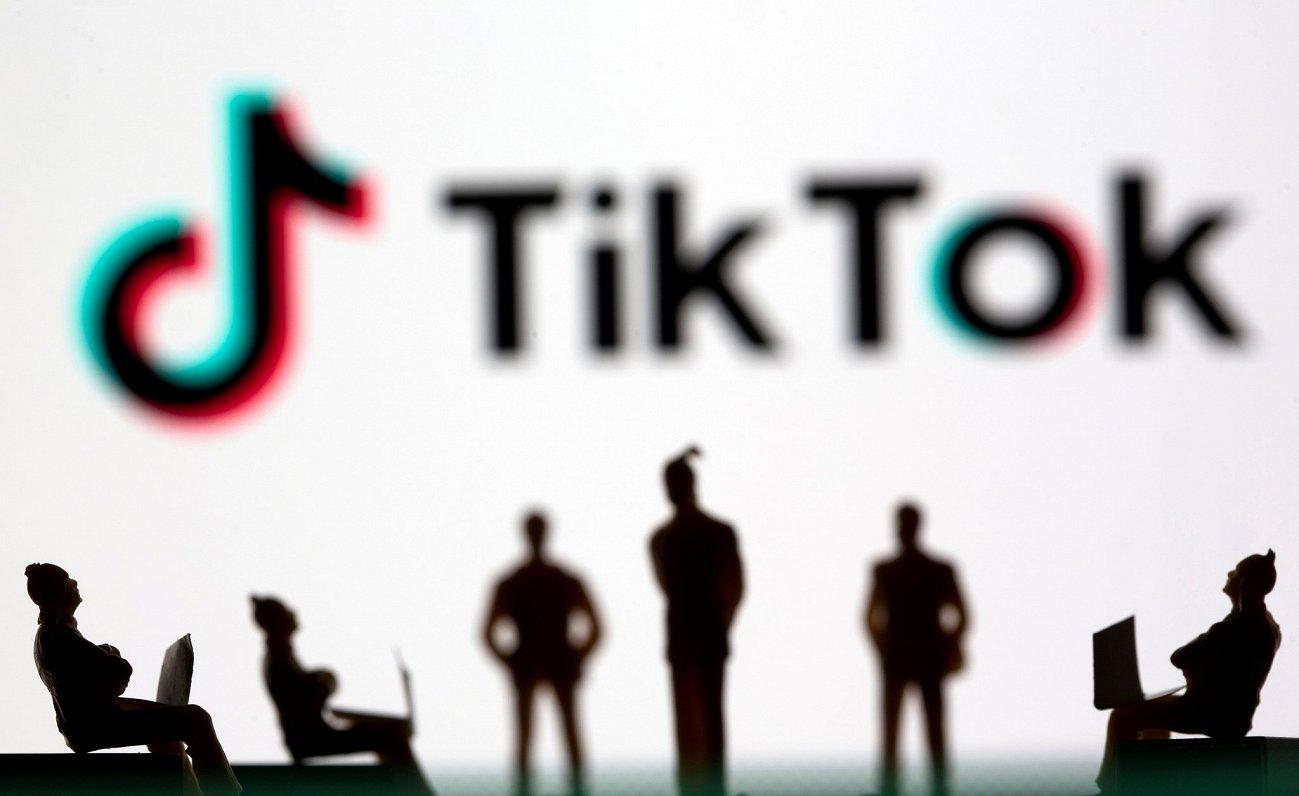 Eiropā sūdzības, ka «TikTok»neievēro ES patērētāju un privātuma prasības