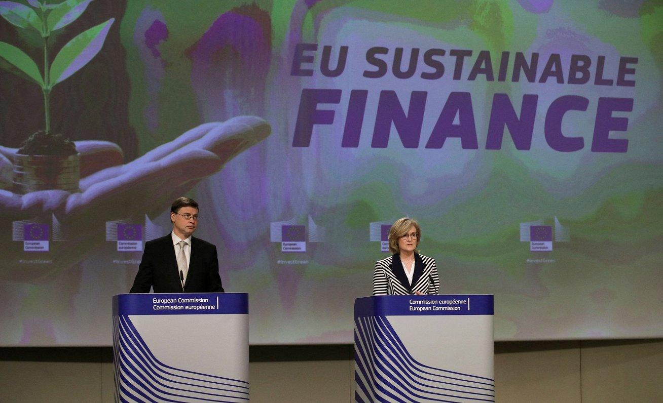 ES notikumu TOP3: vienotā veselības politika, Klimata likums un investīcijas zaļajā ekonomikā
