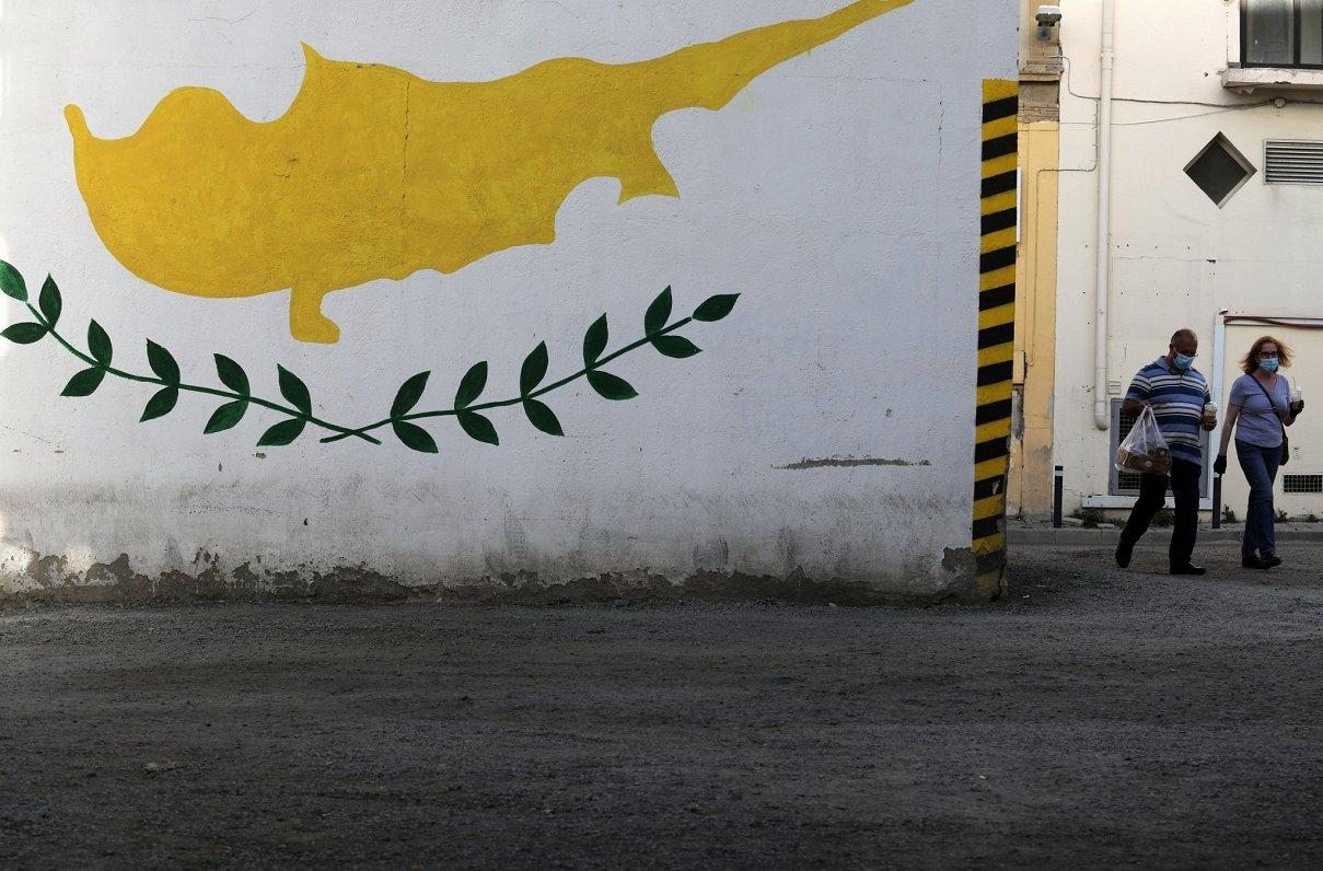 Sadalītās Kipras politiķiem sarunās Ženēvā jāpārvar domstarpību siena