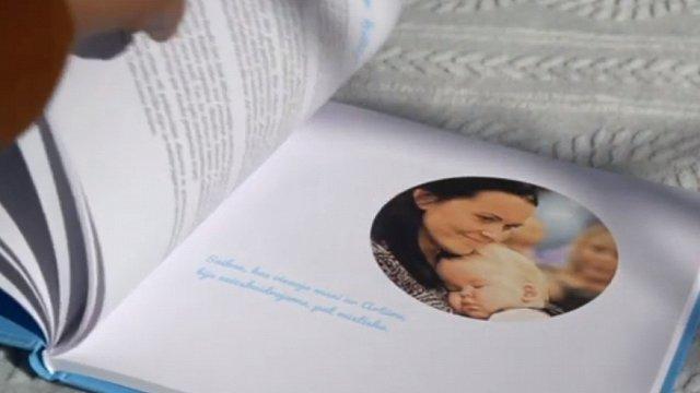 Talseniece Sanita pieredzi ar īpašā bērna audzināšanu atklāj grāmatā «Pieneņpūka»