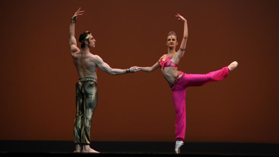 Балет в Латвии