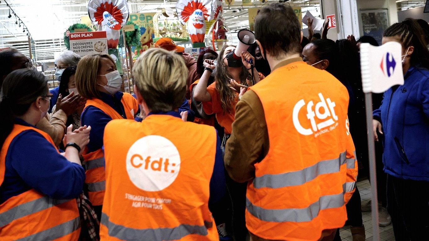 У профсоюзов важная роль в улучшении условий и оплаты труда в Евросоюзе — активистка