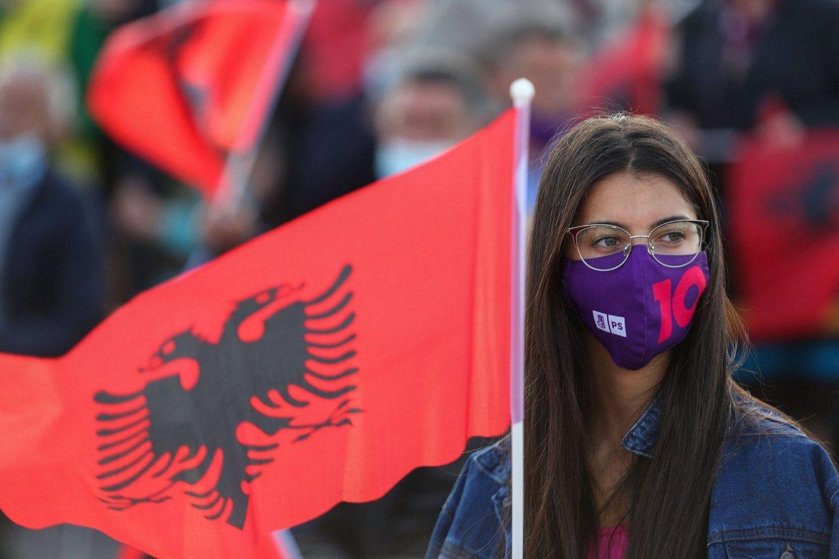 Politiķi noraida iespēju Albānijai ES iestāšanās sarunās virzīties uz priekšu bez Ziemeļmaķedonijas
