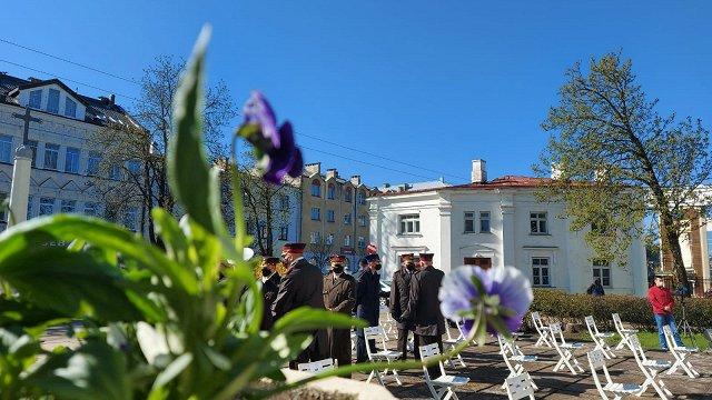 4. maijs Daugavpilī: bez parādes, bet ar svētku sajūtu