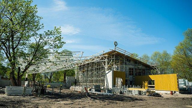 Pirmais koncerts atjaunotajā koncertdārzā «Pūt, vējiņi!» varētu notikt nākamā gada maijā