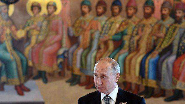 Ilvess par «vēsturnieka» Putina apgalvojumiem: Putins izmanto līdzīgu retoriku kā Hitlers 1938. gadā