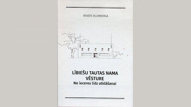 Izdota grāmata par Lībiešu tautas nama vēsturi