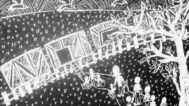 Konkursa «Sibīrijas bērni 1941/1949» zīmējumi un domraksti atgādina par līdzjūtību