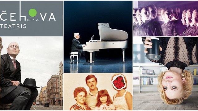 Rīgas Krievu teātris tiksies ar skatītāju piecās pirmizrādēs