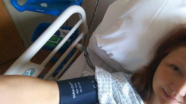 Operācija lepnā Anglijas privātklīnikā. «Diagnoze vēzis» 12.dienasgrāmata