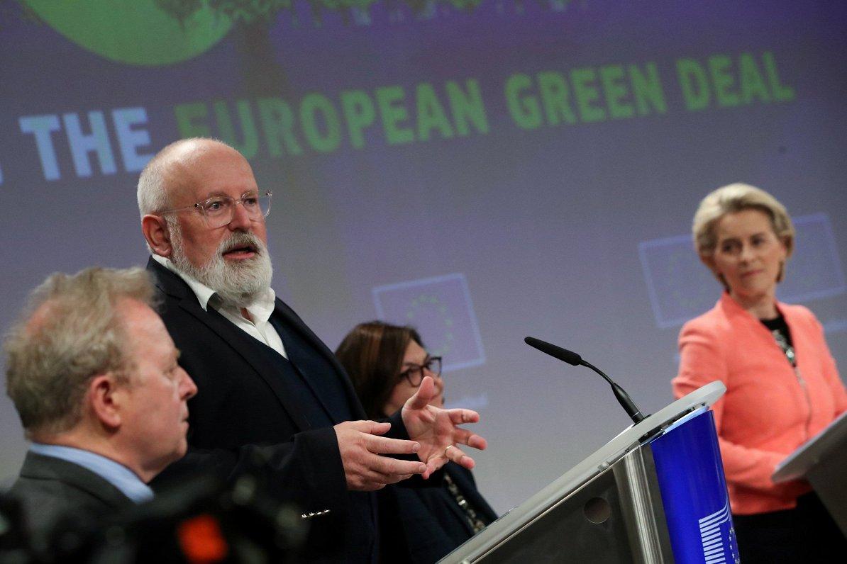 Ko paredz jaunā ES iecere straujākai cīņai ar klimata pārmaiņām
