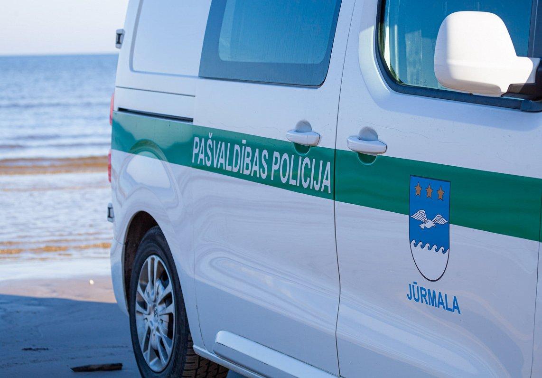 В муниципальной полиции Юрмалы назрел «бунт»