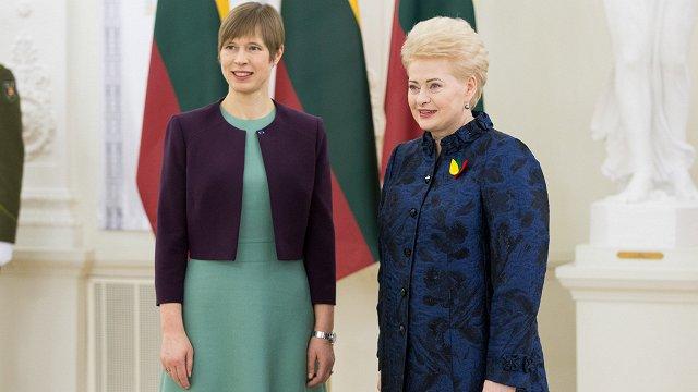 Lietuvas un Igaunijas prezidentes varētu pretendēt uz NATO ģenerālsekretāra posteni