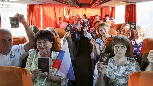 Ukraina asi kritizē Krievijas parlamenta vēlēšanu rīkošanu Krimā un Austrumukrainā