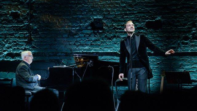 Latvijas Radio bigbends un Raimonds Pauls tiekas mūzikā ar Imanta Ziedoņa vārdiem
