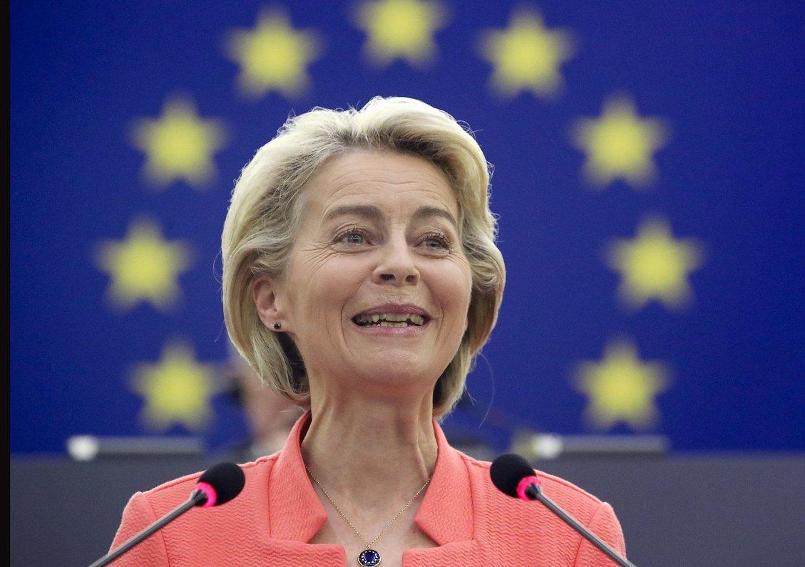 ES notikumu TOP3: Leienas uzruna, ceļš uz lielāku gatavību veselības izaicinājumiem un attiecības ar Krieviju