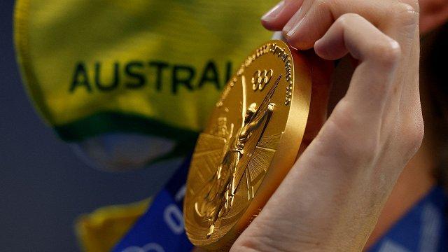 Austrālijā nemaksās Tokijas olimpiskās prēmijas karjeru noslēgušiem medaļniekiem