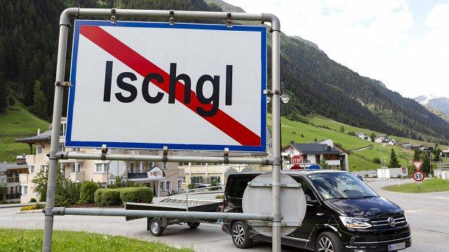 Austrijas tiesa izskata lietu par Covid-19 perēkli slēpošanas kūrortā