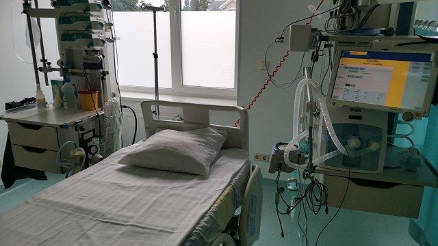 Ventspilī atsāk Covid-19 pacientu uzņemšanu