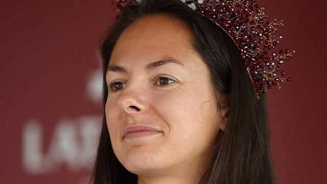 Volejboliste Kravčenoka: Treniņos visgrūtāk bija aiztaisītmuti un atrast kompromisus
