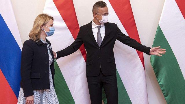 Ukraina saniknota par Ungārijas gāzes darījumu ar Krieviju