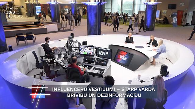 VIDEO. Influenceru vēstījumi – starp vārda brīvību un dezinformāciju