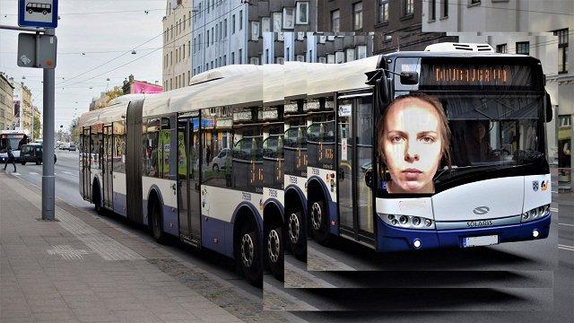 Trešais autobuss neved uz Venēciju. Mākslas ekspedīcija sabiedriskā transporta maršrutā