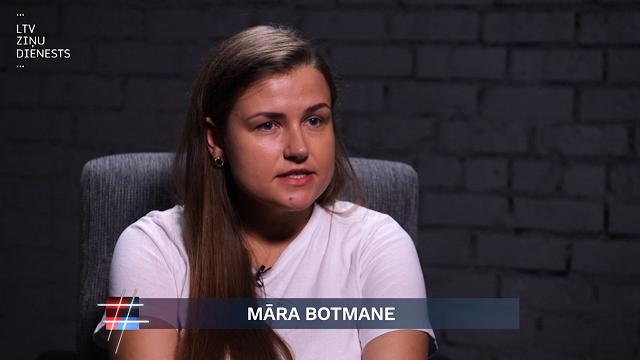 VIDEO. «Būris». Māra Botmane: Pēkšņi tu esi nekas jeb bēres kāzu vietā