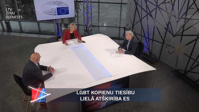 VIDEO. «Būris». LGBT kopienu tiesību lielā atšķirība Eiropas Savienībā