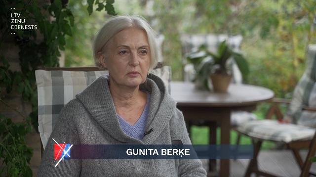 VIDEO. «Būris». Gunita Berķe: Dzīvot līdz pēdējam