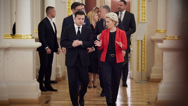 Eiropas Savienības un Ukrainas samitā Kijevā spriež par enerģētisko drošību