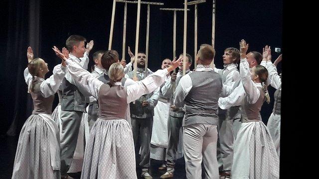 Ir jāvalda dejas priekam. #dziedundejo2021 deju lielkoncerta «Saule vija zelta rotu» tapšanas aizkulises