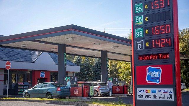 Eiropā pieaug degvielas cenas