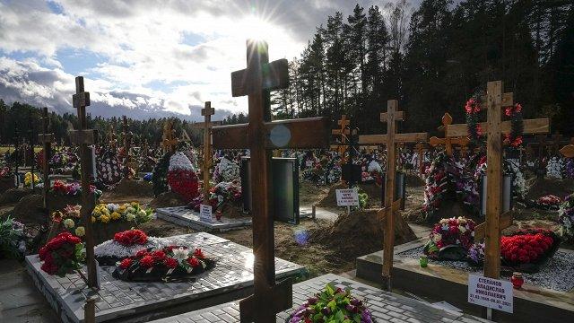 Krievijā piekto dienu pēc kārtas – rekordaugsts mirušo Covid-19 slimnieku skaits