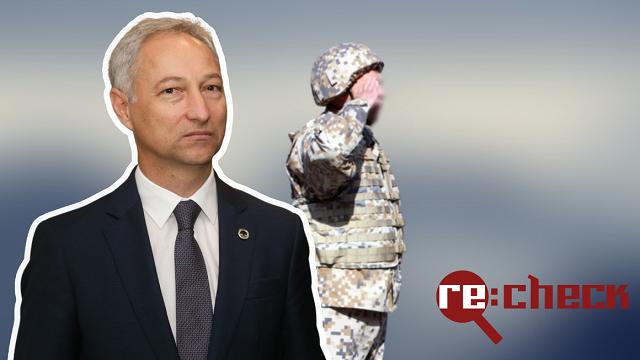 «Re:Check» pēta: Ko Bordāns domājis ar ideju Covid-19 krīzes risināšanā iesaistīt armijas ekspertus