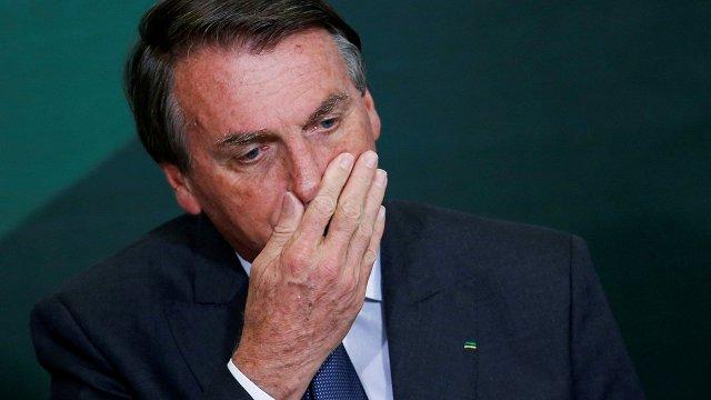 Brazīlijas Senāts vaino prezidentu Bolsonaru noziegumos pret cilvēci