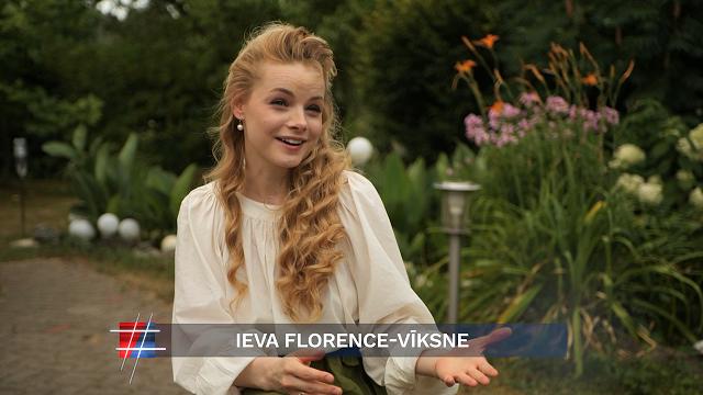 VIDEO. Aktrise un influencere Ieva Florence-Vīksne: Nerunāju par lietām, kuras nezinu