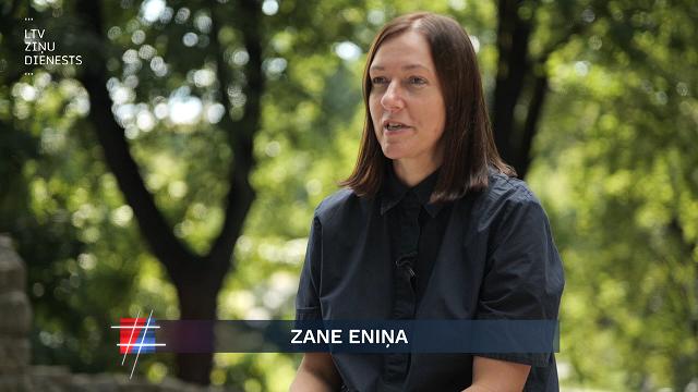 VIDEO. «Būris». Zane Eniņa dzīvo un ceļo impulsīvi