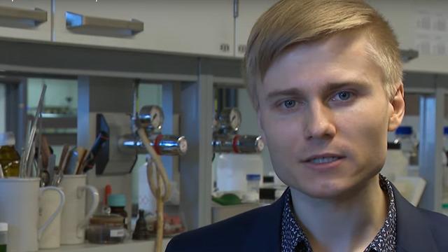 Zaļās ķīmijas pētnieks Baķis konstruē šķidrumus un priecājas par pierādītām hipotēzēm