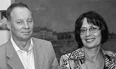 Jurijs Gutāns un Larisa Gutāne