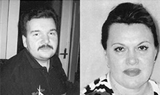 Mihails Jesipenko un Jeļena Jesipenko