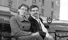 Vera Teusa un Mihails Teuss